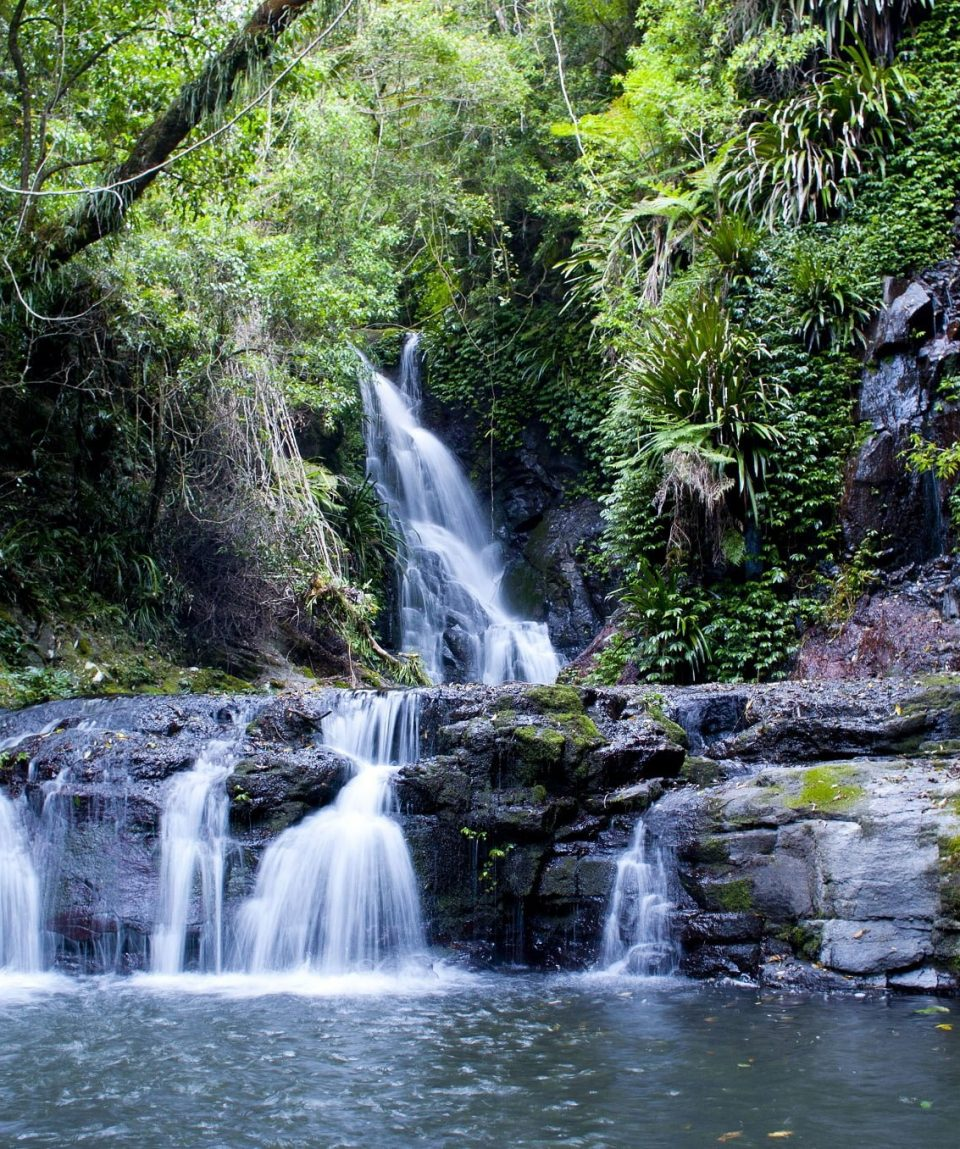 Ellabana Falls_Lamington National Park